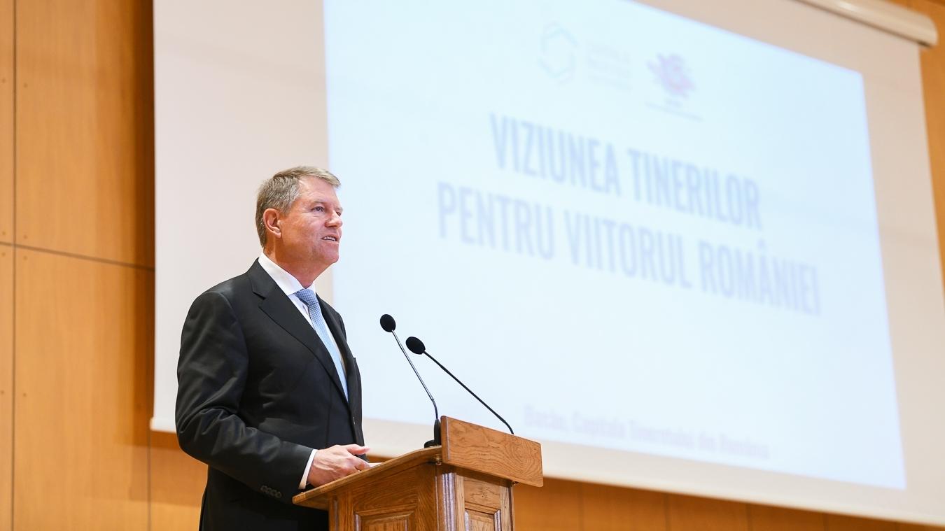 Președintele României, Klaus Iohannis, cere ultimativ demisia premierului Viorica Dăncilă