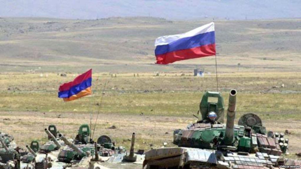 Rusia, principalul aliat militar și politic al Armeniei