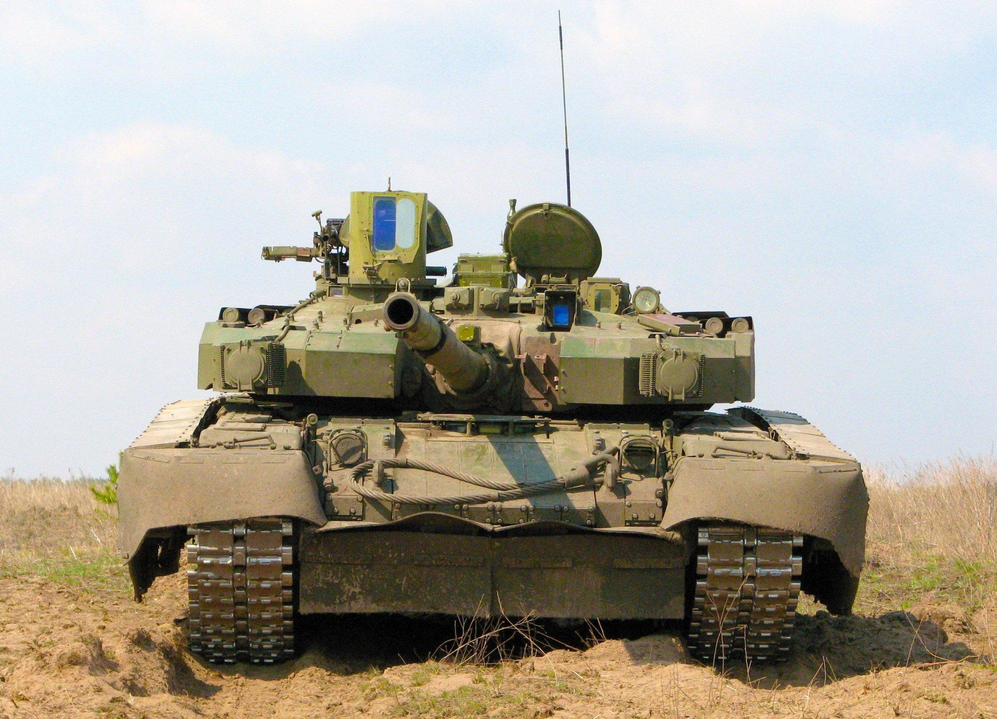 Tancul Oplot, mândria industriei militare ucrainene