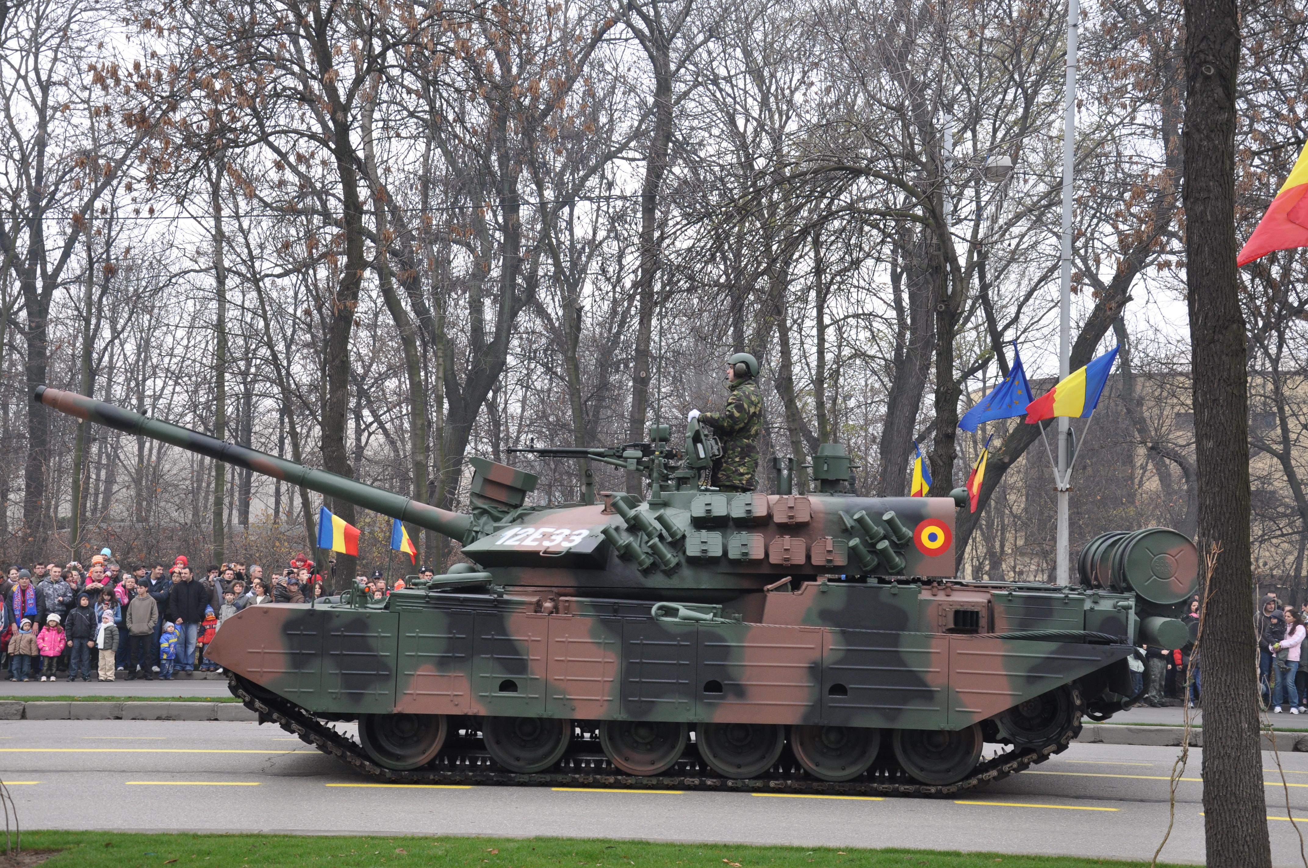 Armata română trimisă în Afganistanul african