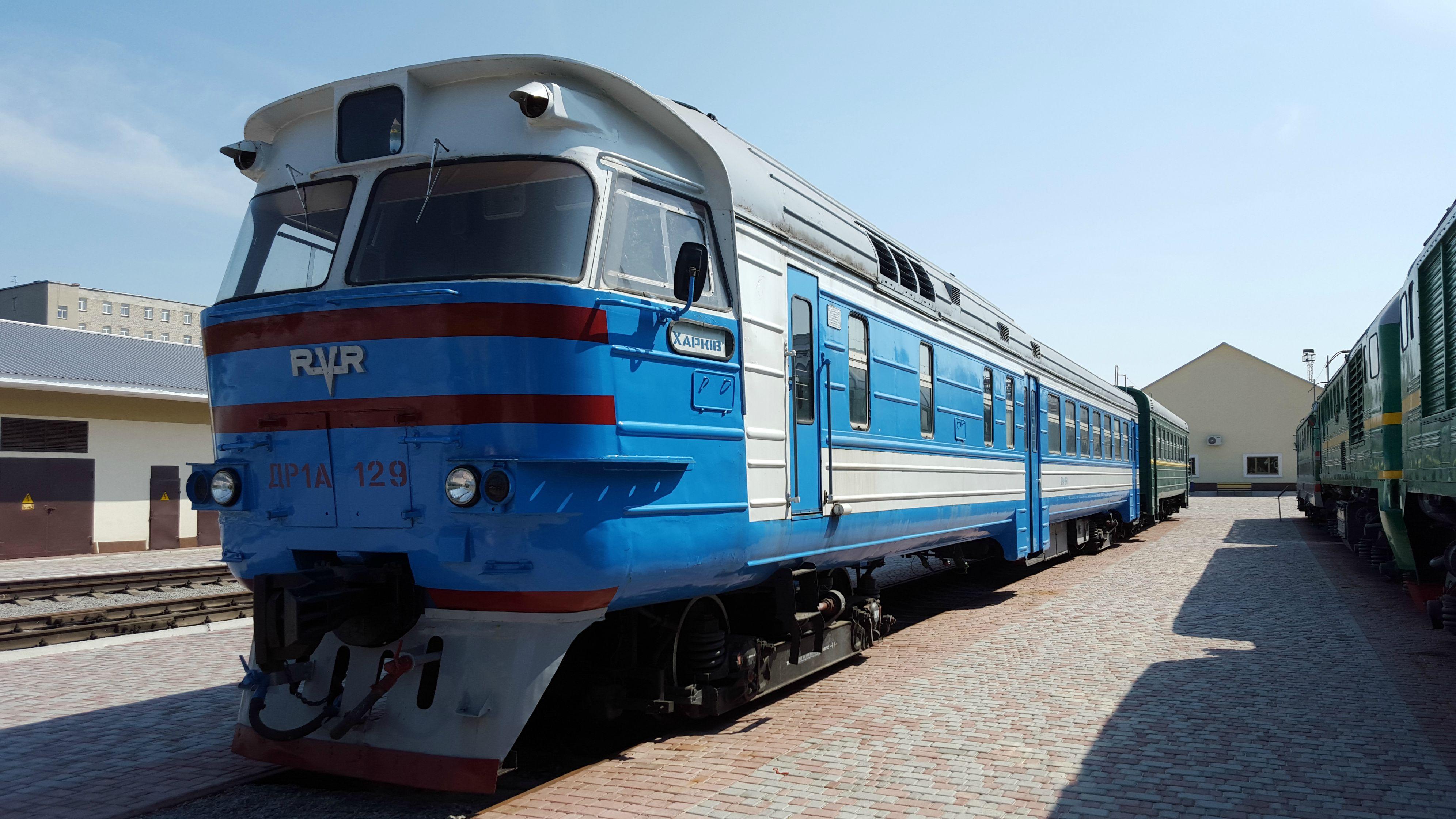 Căile ferate din Ucraina au nevoie urgent de modernizare