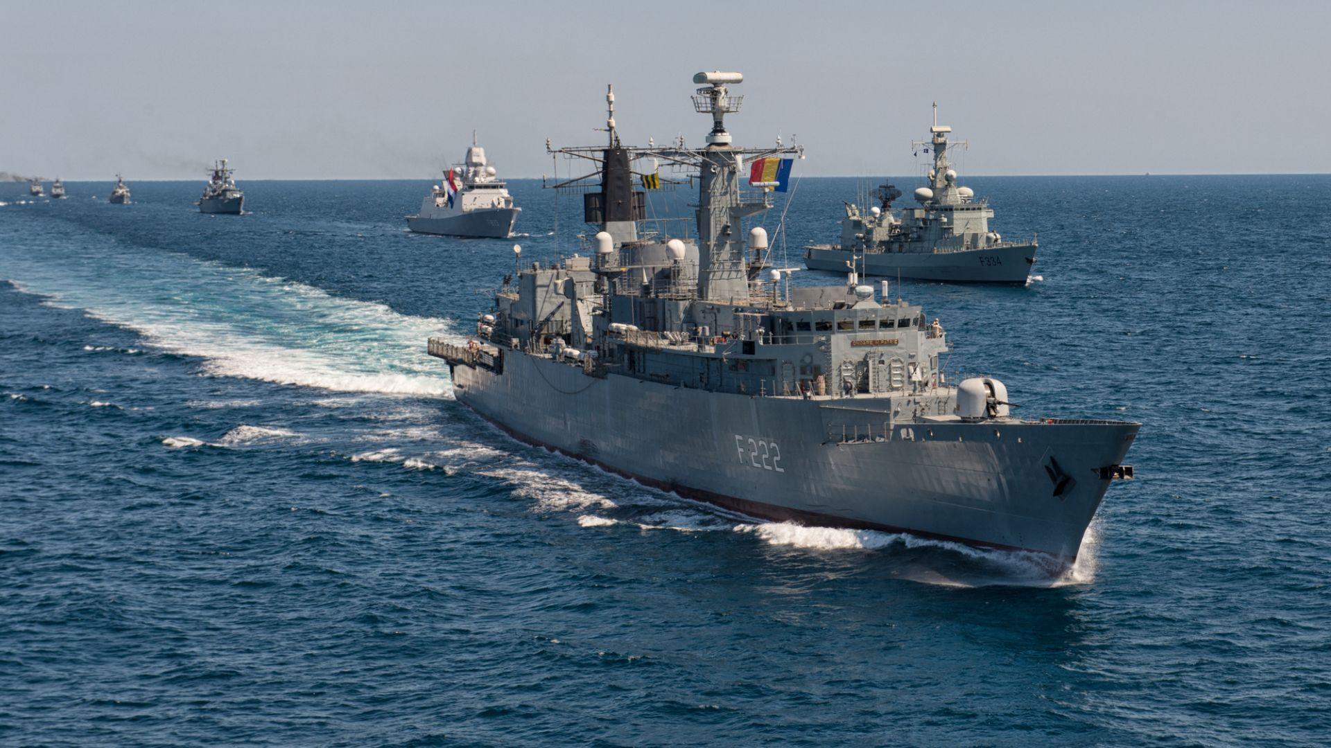 Exercițiile NATO la Marea Neagră, răspunsul Alianței la acțiunile în forță ale Kremlinului