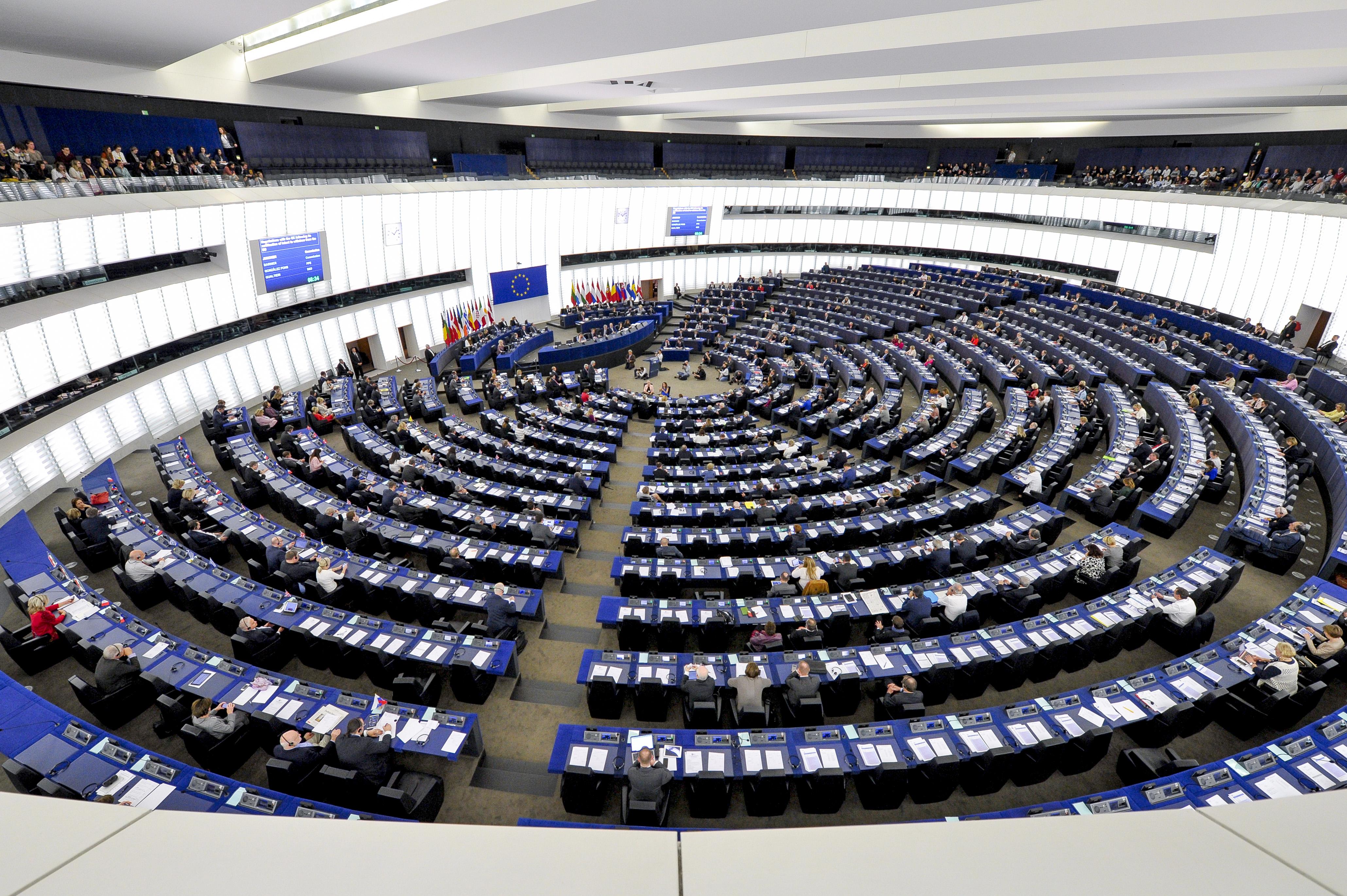 Parlamentul European, supărat pe Kremlin