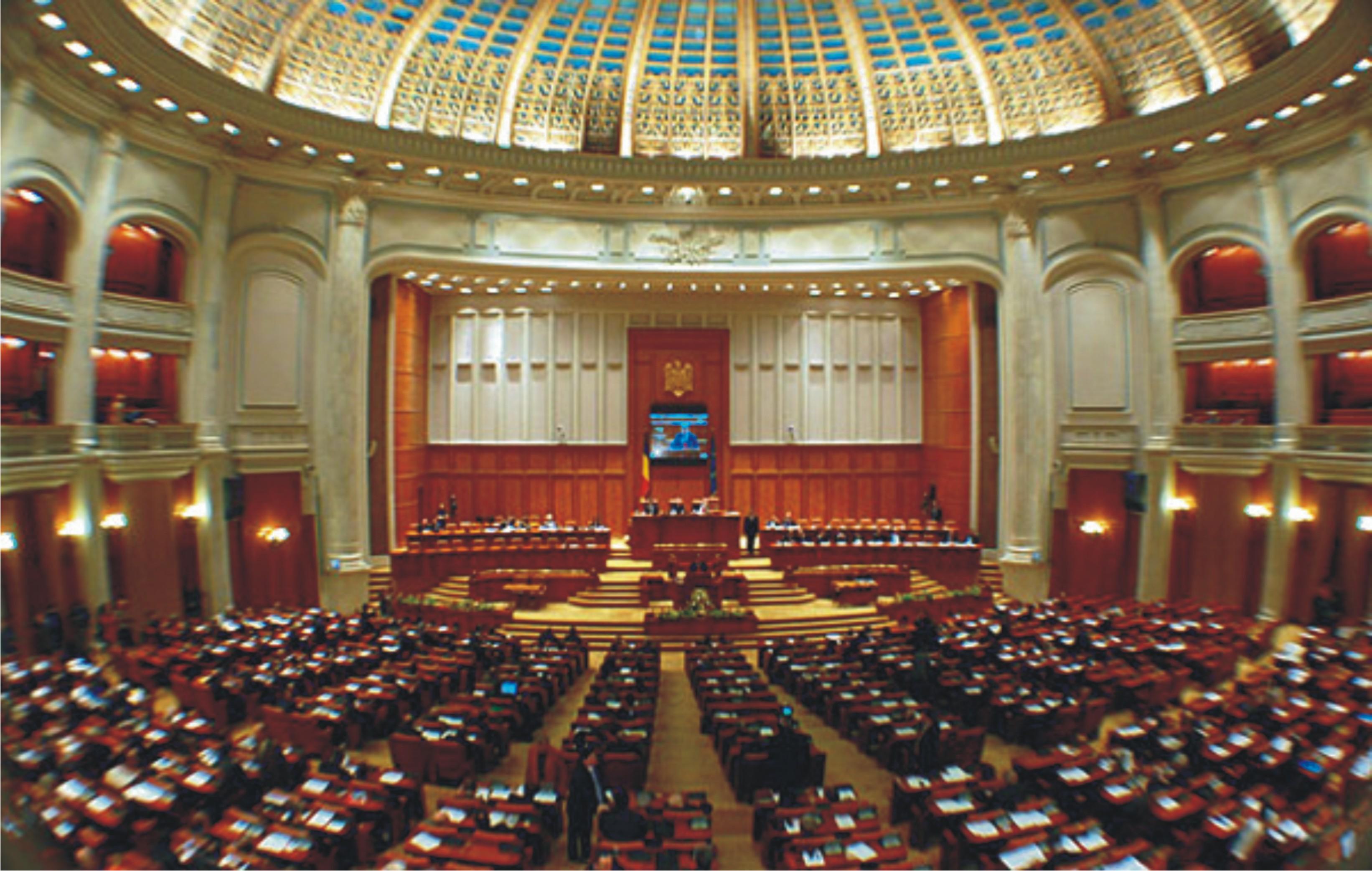 Parlamentul României, considerat printre cele mai corupte instituții din România