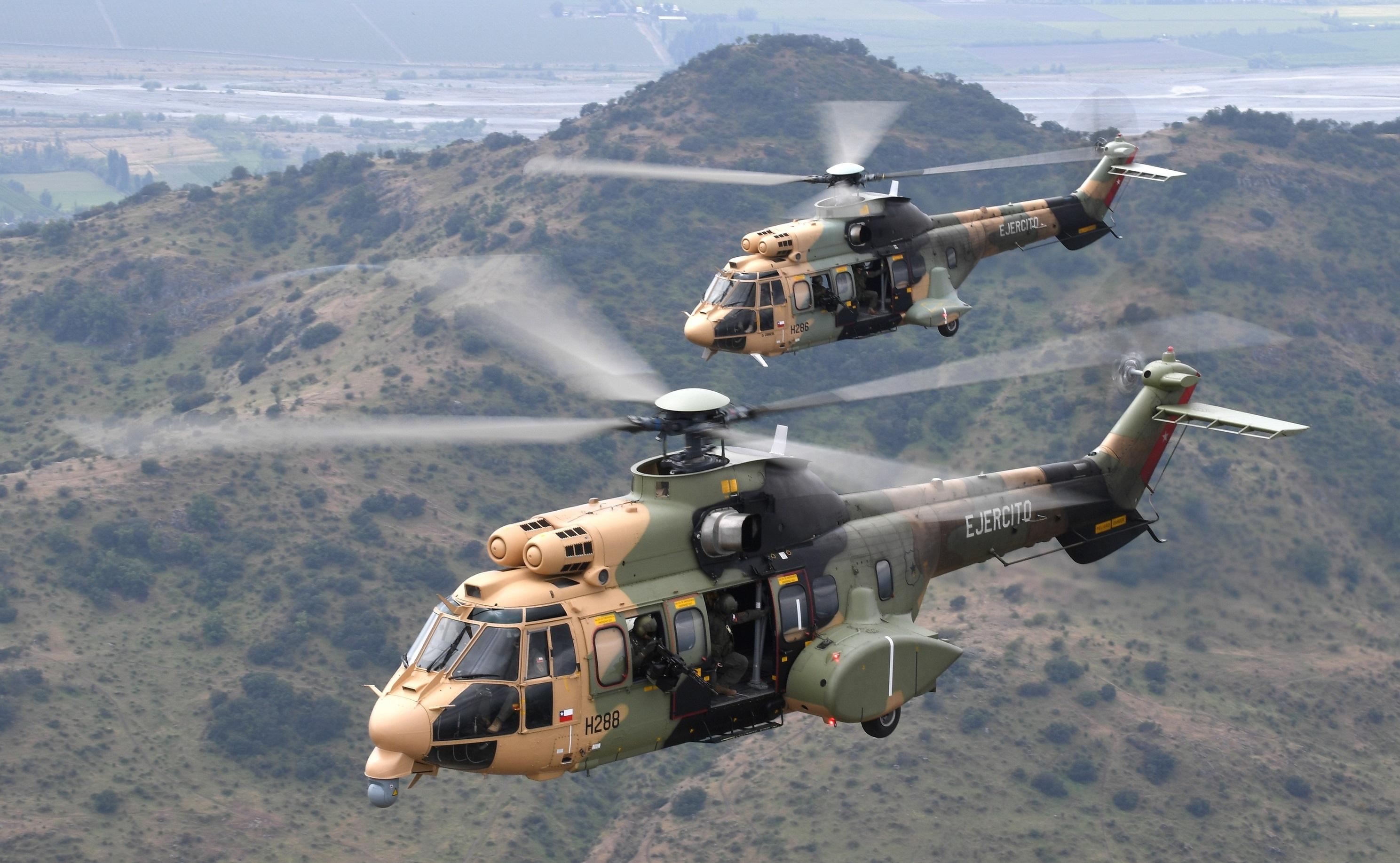 Războiul elicopterelor amenință securitatea României