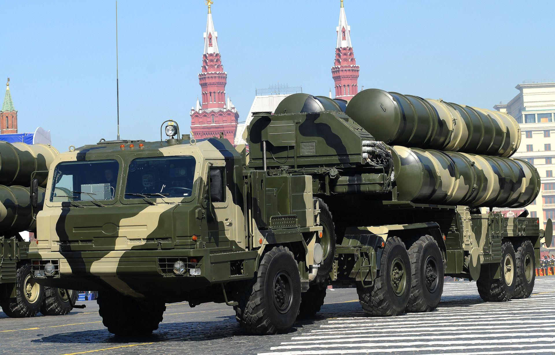 Sistemele S-400, mândria armatei ruse