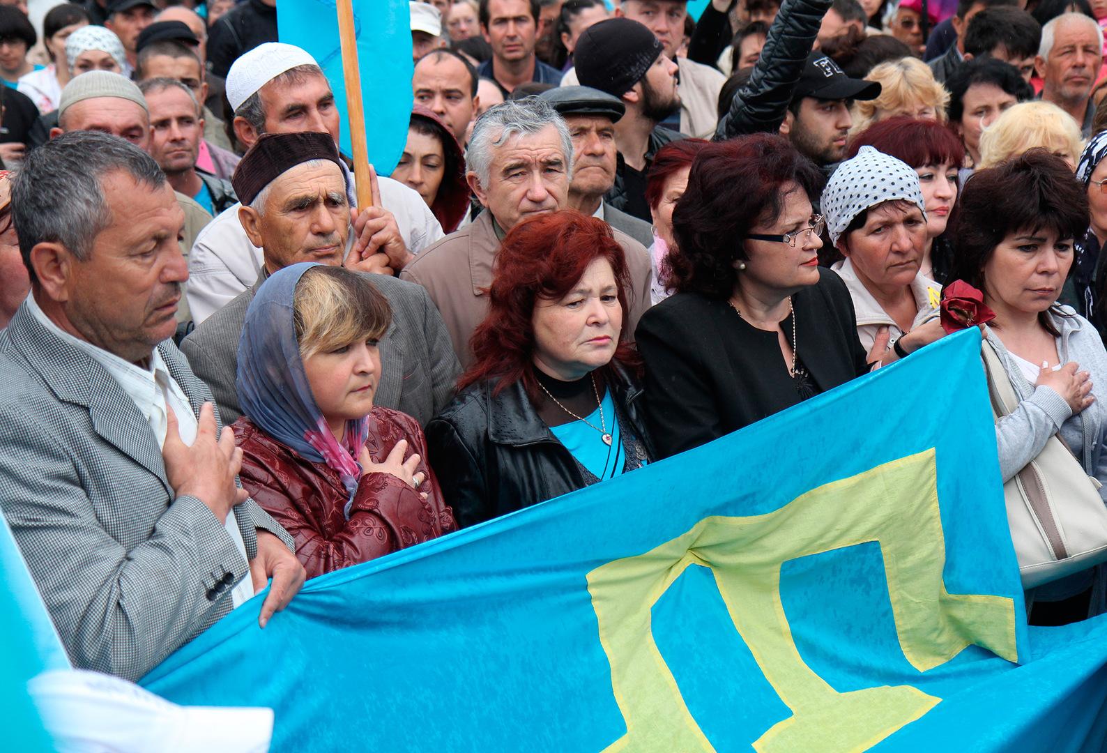 Tătarii din Crimeea se plâng de discriminare