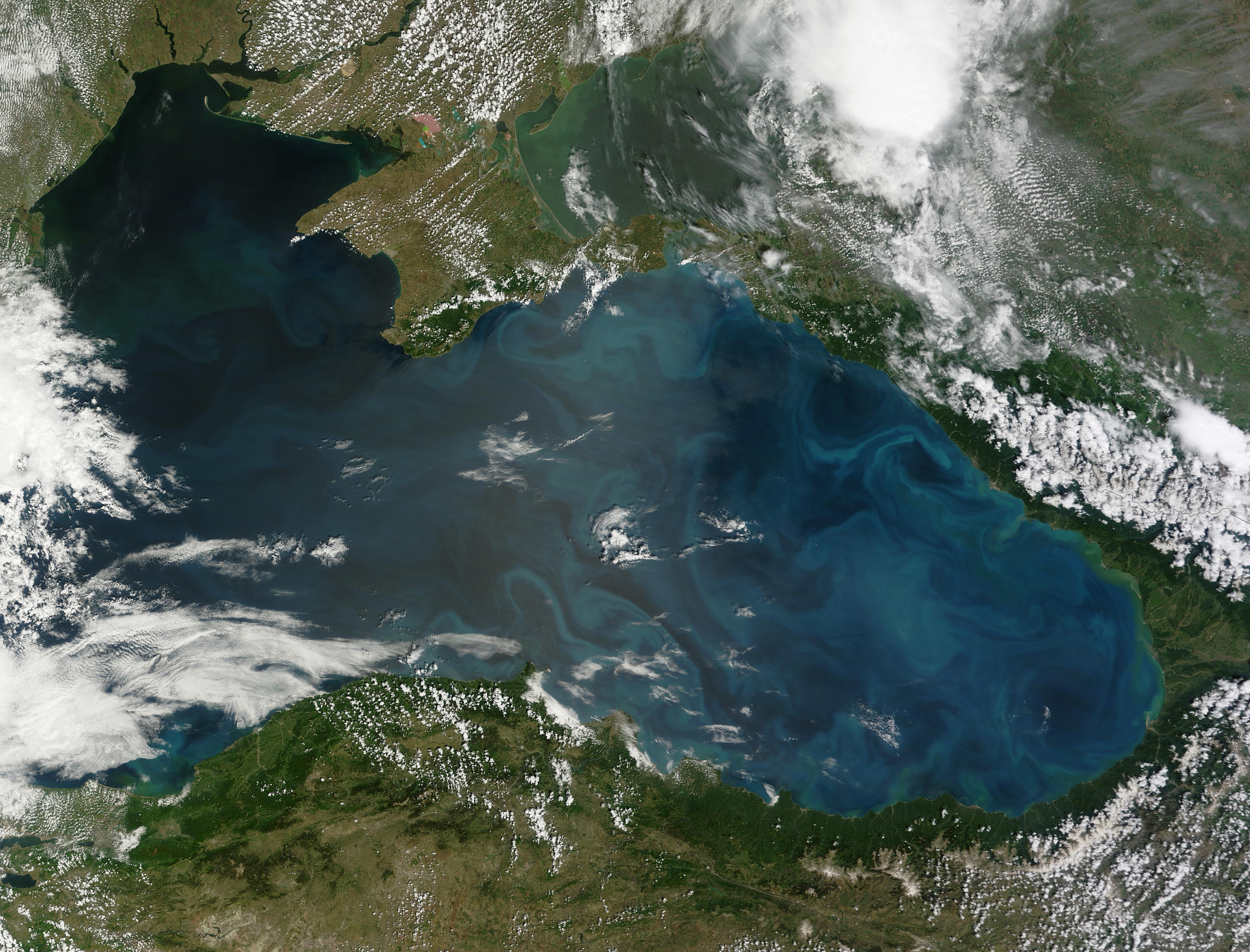 Bazinul Mării Negre, spațiu de manevră al diplomației de la Ierusalim