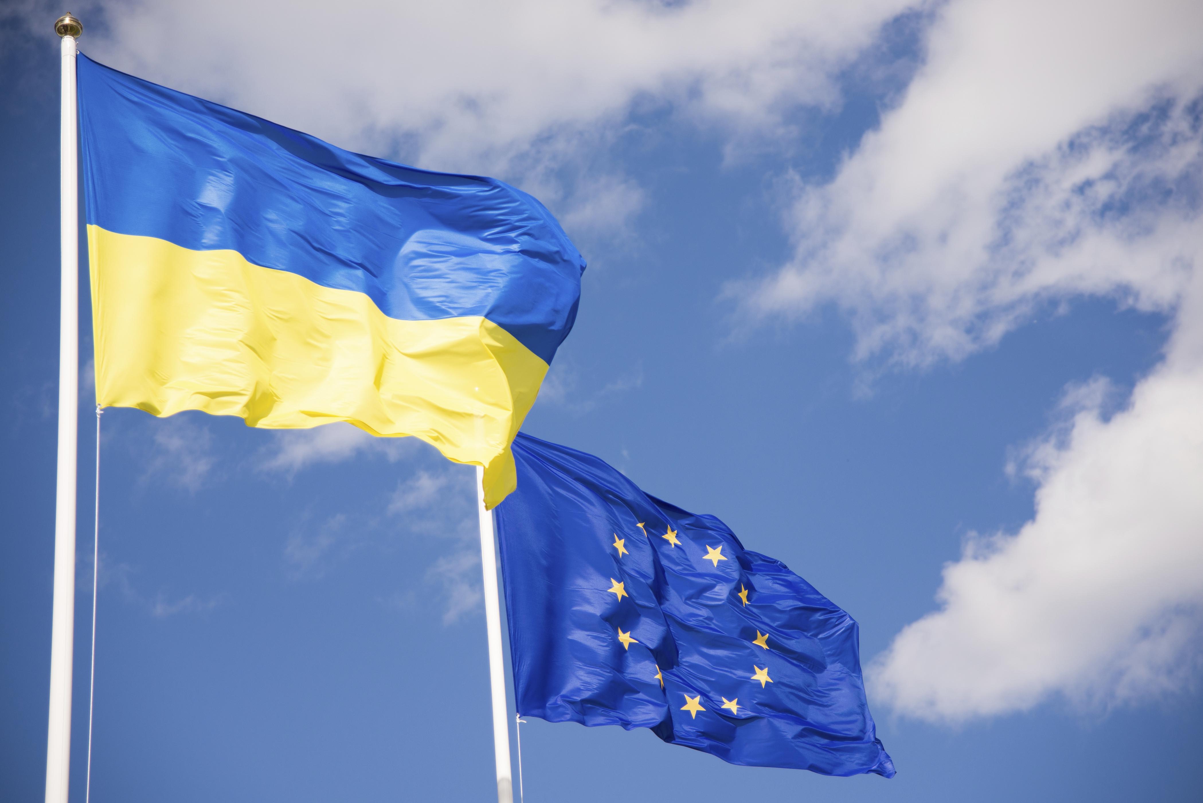Ucraina visează la integrarea în Uniunea Europeană