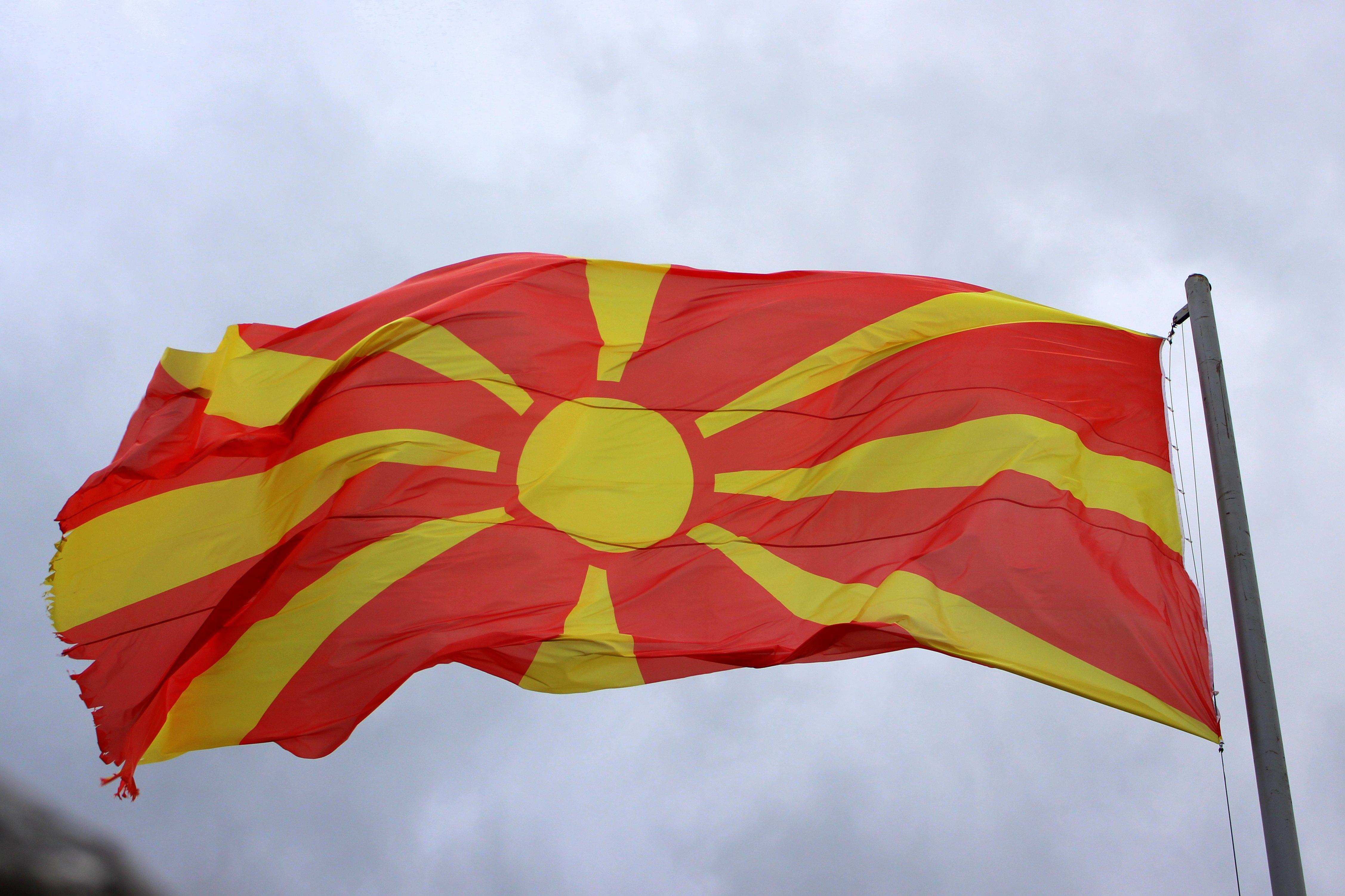 Macedonia, noul teatru de război ideologic NATO-Rusia