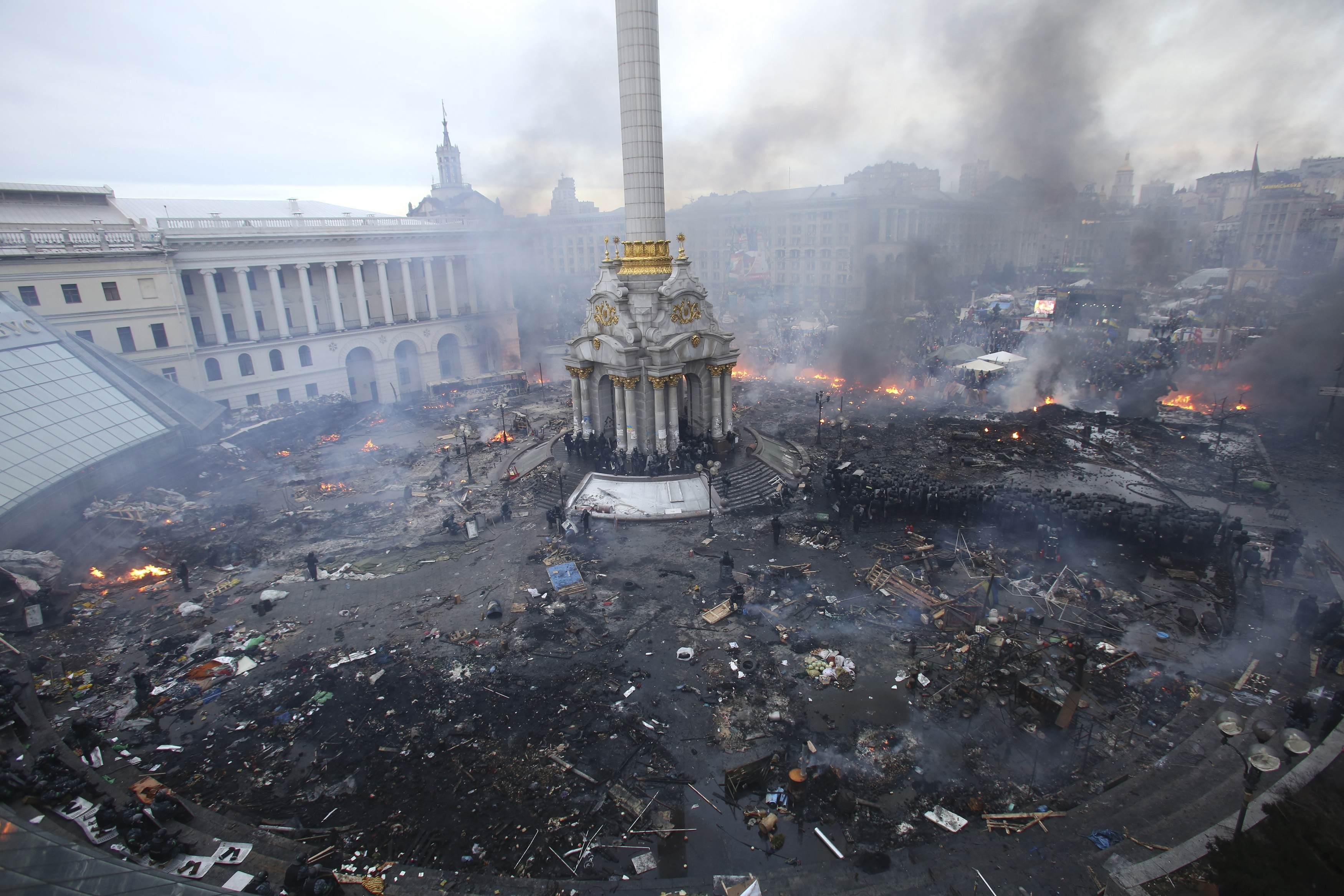 Moștenirea-Euromaidanului-grav-afectată-de-corupția-actualei-clase-politice-de-la-Kiev