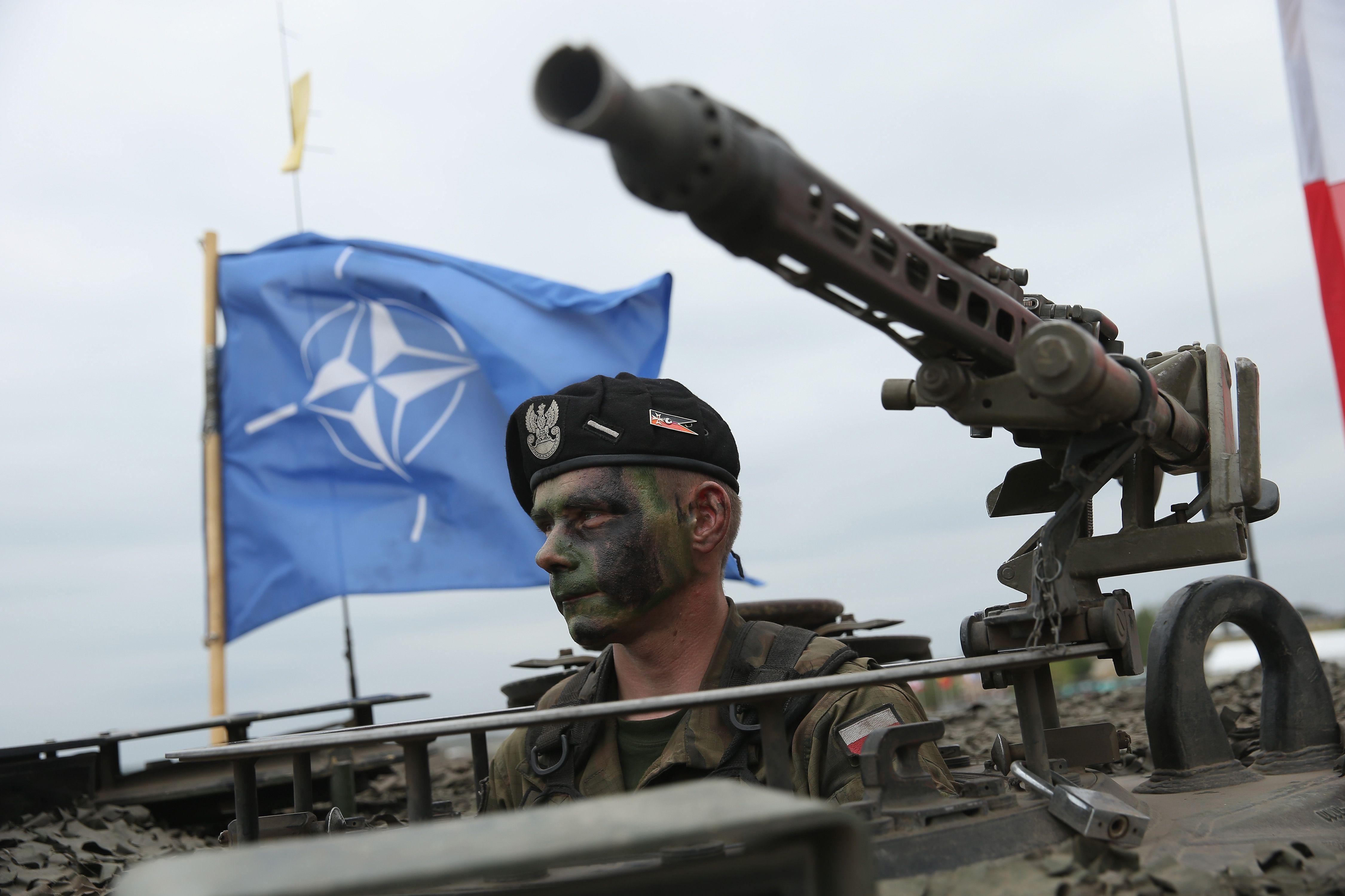 NATO, consolidat la Marea Baltica