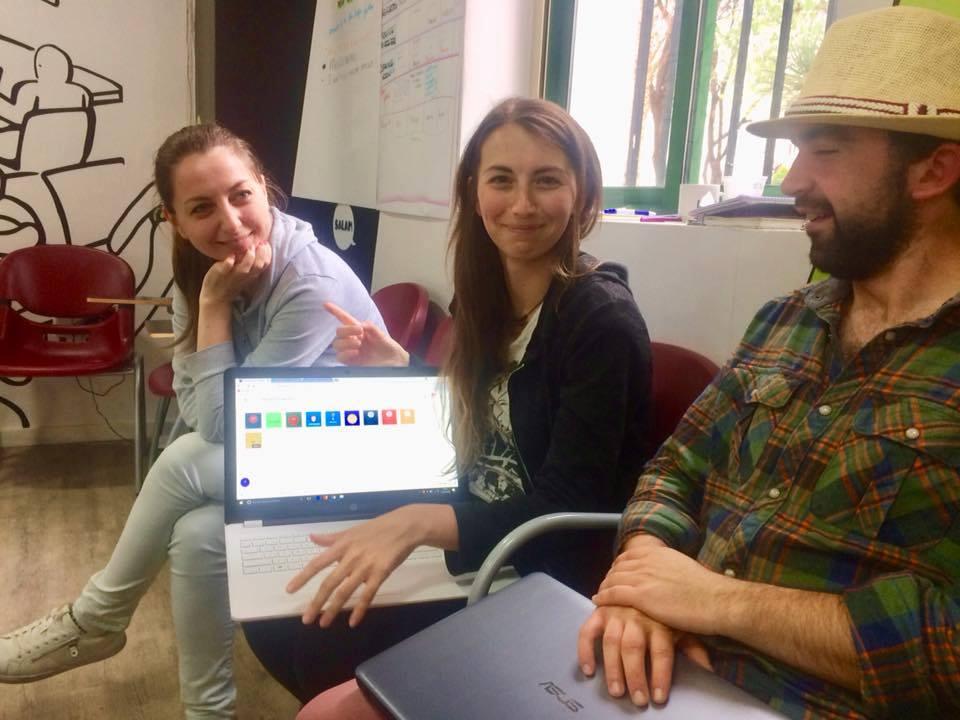 Reprezentanți ai ong-ului Silent Generation din Bălți au participat la trainingul Speading Badges (Spania)