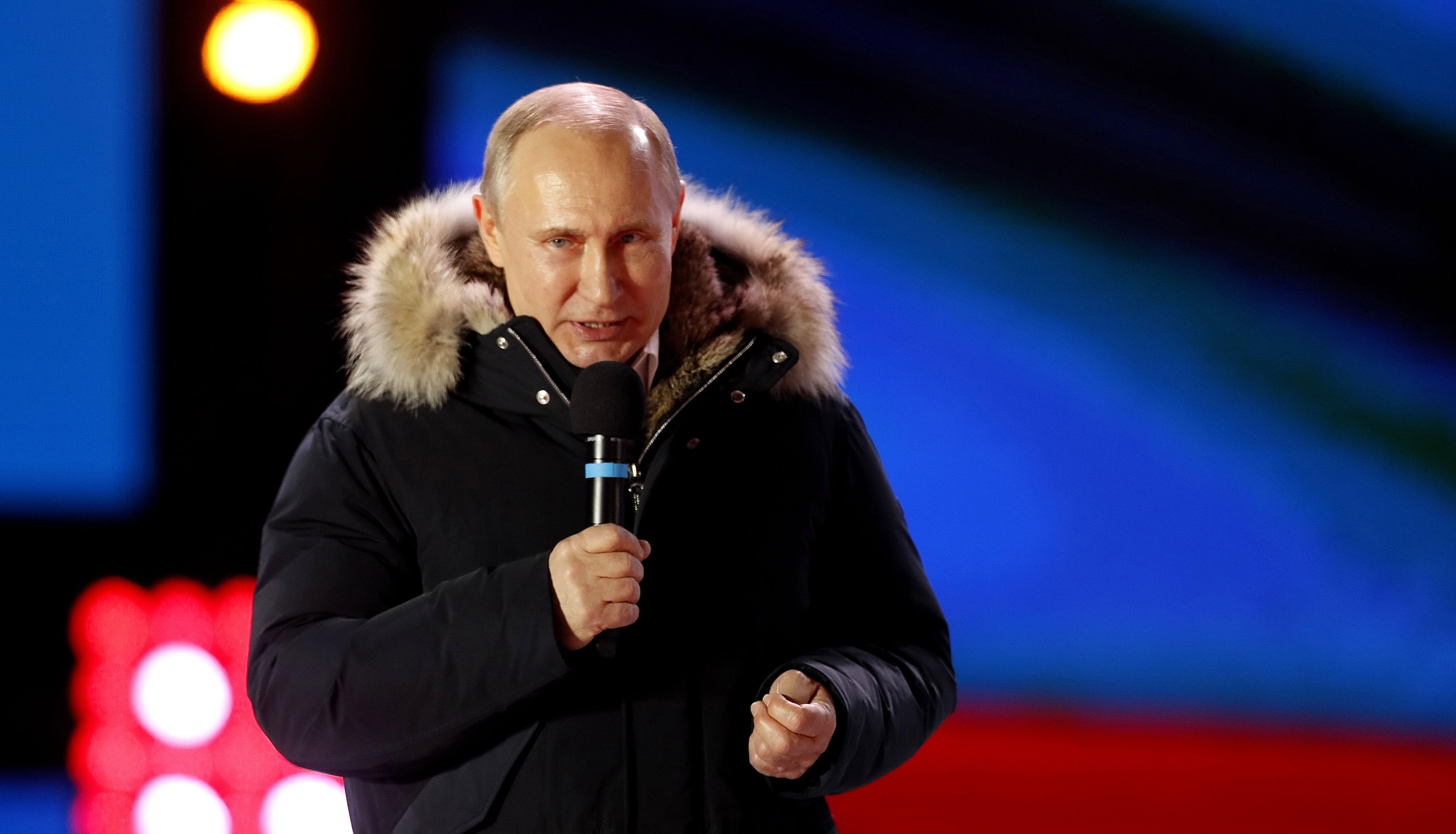 Vladimir Putin vrea să federalizeze Republica Moldova și Ucraina