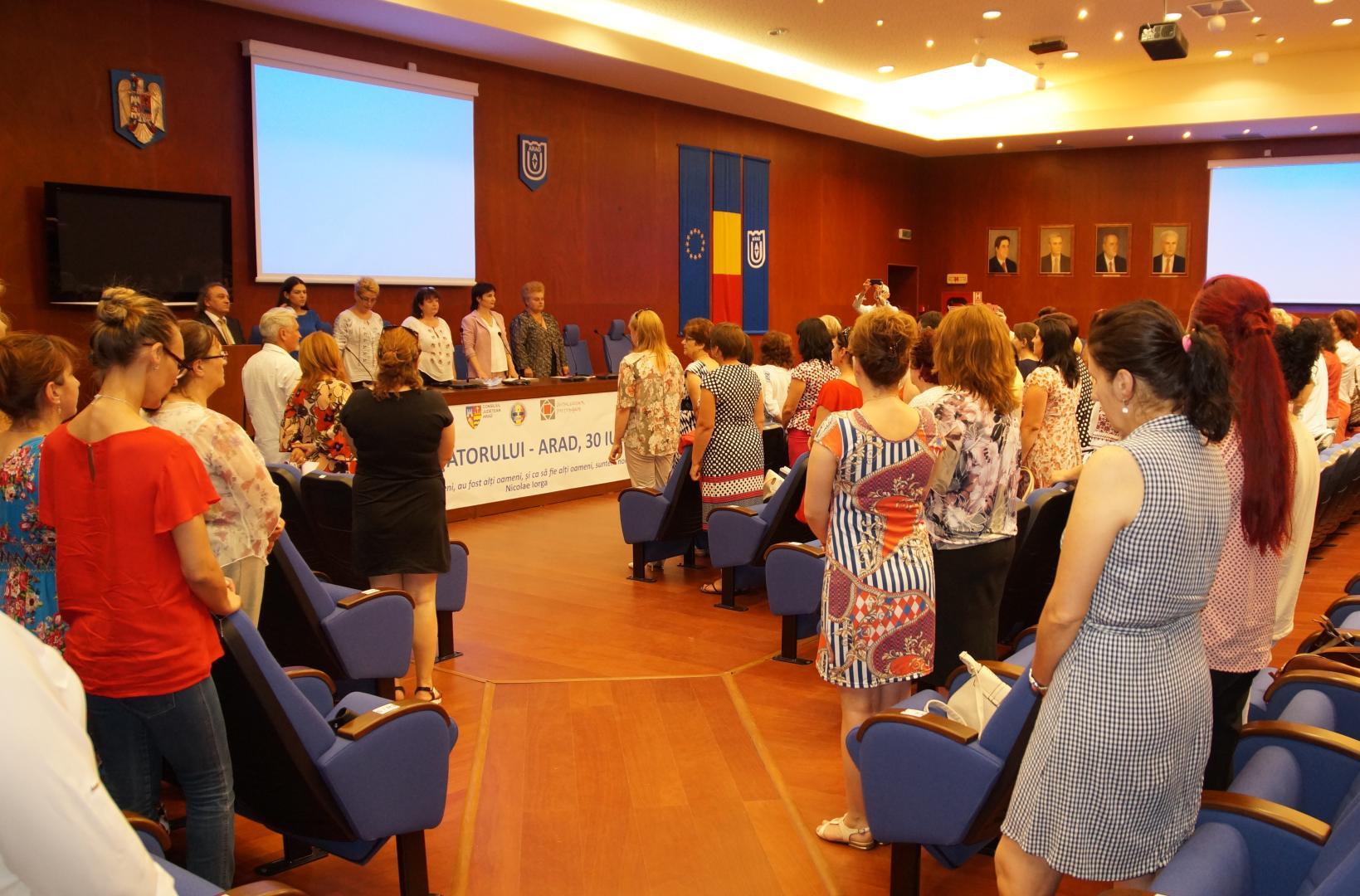 Asociația Generală a Învățătorilor din România, reuniune festivă la Alba Iulia