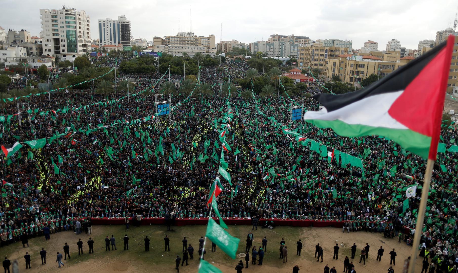 Gaza, fortăreața Hamas
