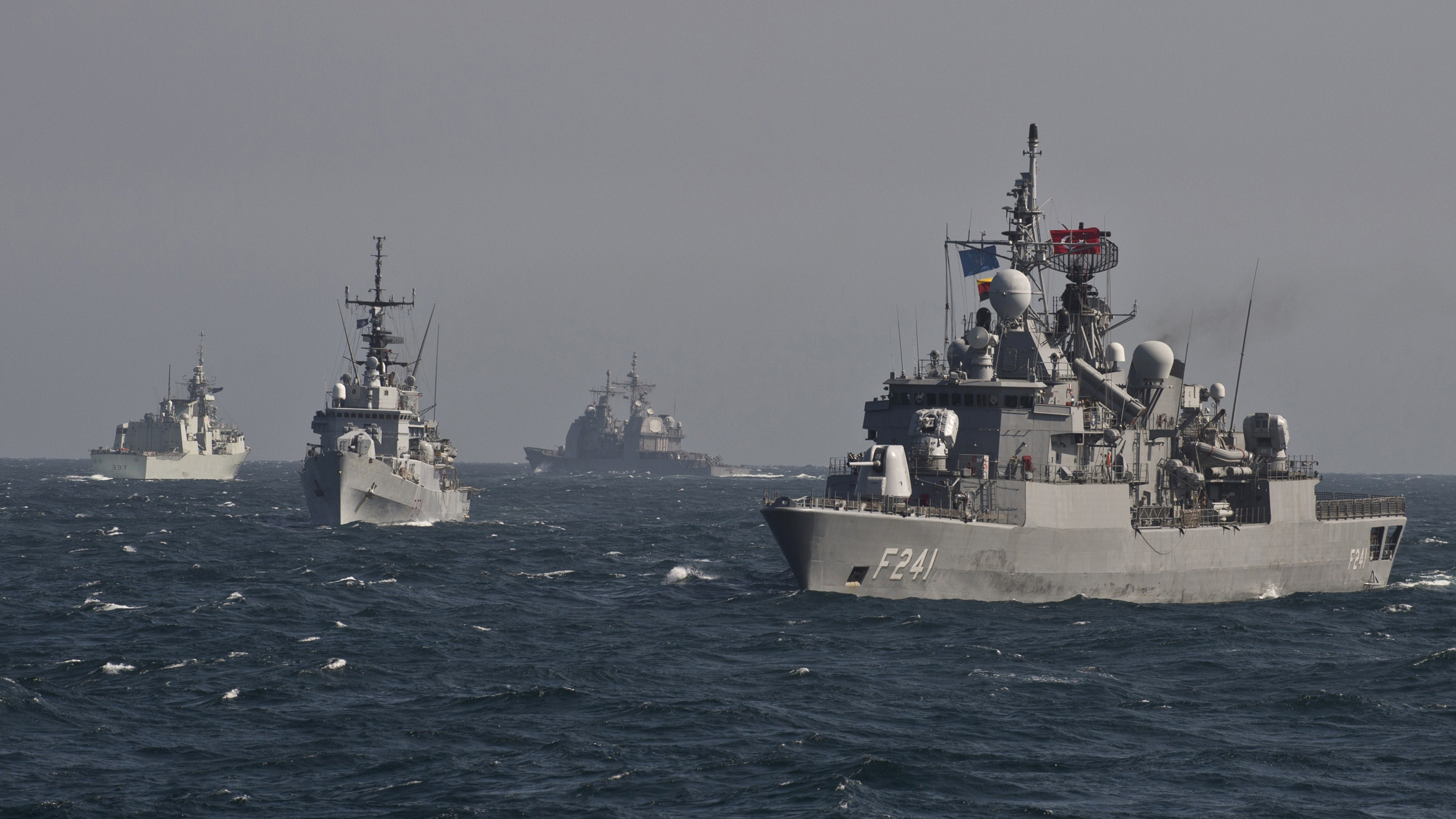 Permanentizarea-prezenței-militare-a-NATO-în-Marea-Neagră-criticată-de-Kremlin
