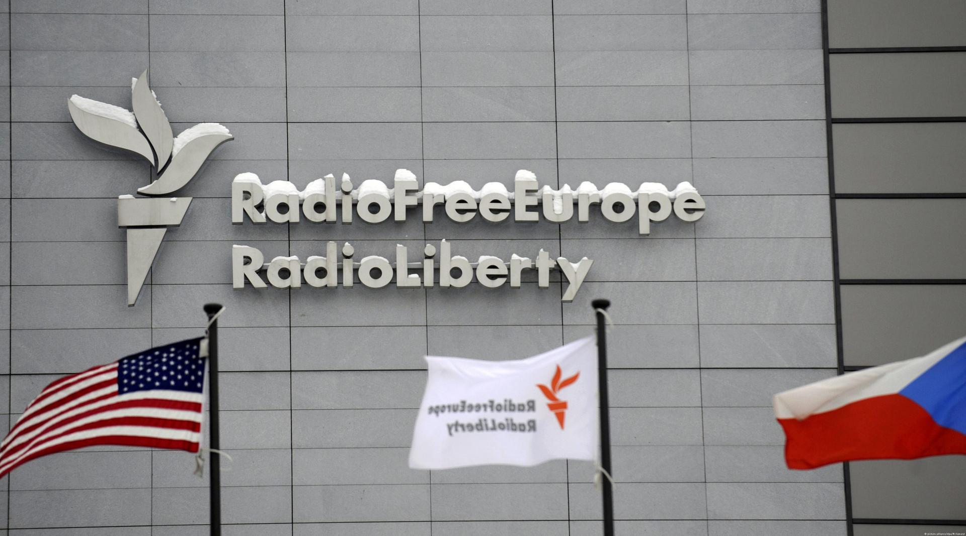 Radio Free Europe revine în Bulgaria și România
