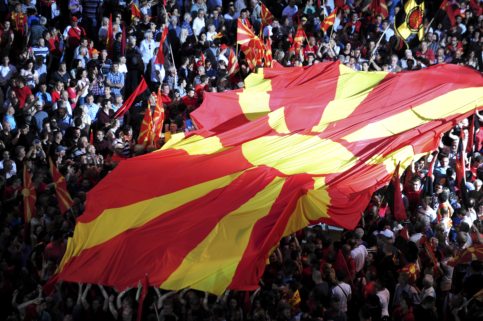 Macedonia visează la aderarea euro-atlantică