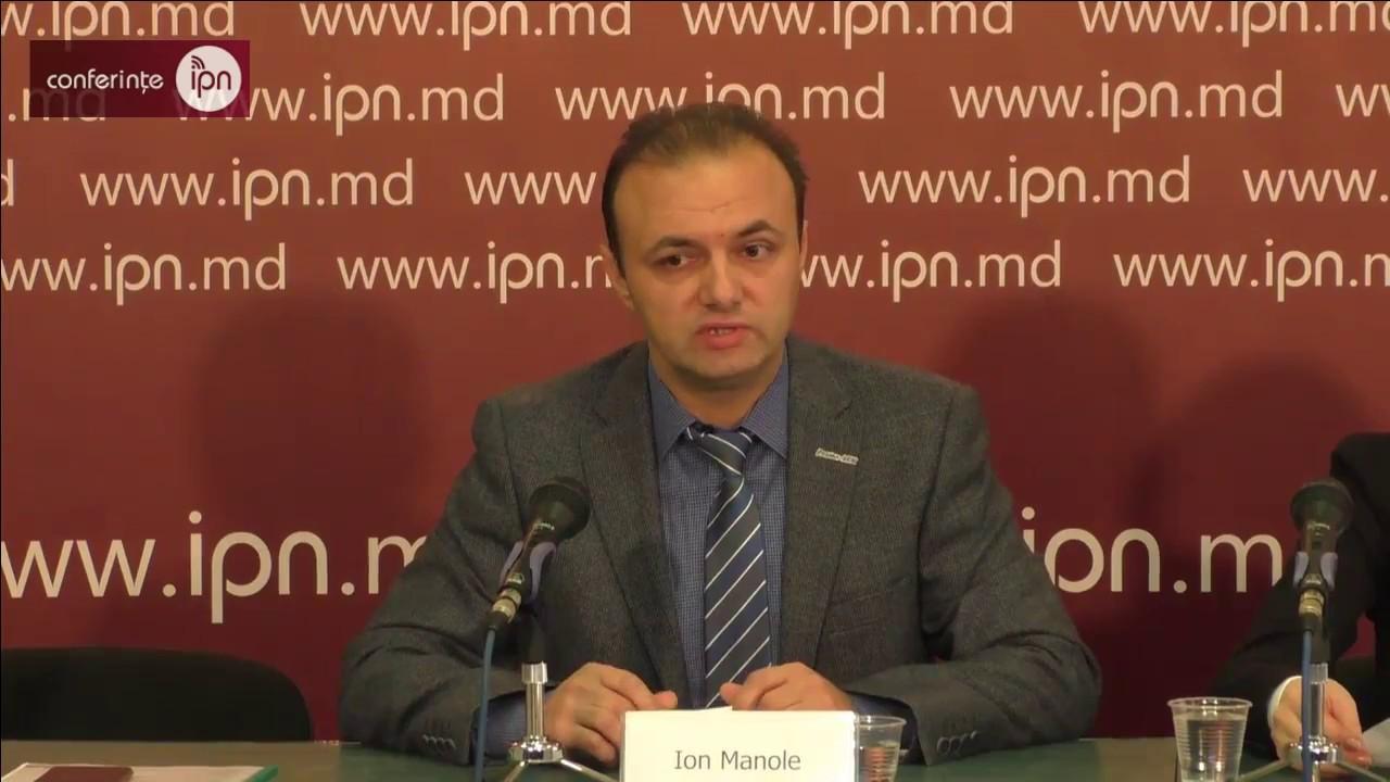Liderul Promolex, Ion Manole, ingrijorat de derapajele antidemocratice de la Chisinau