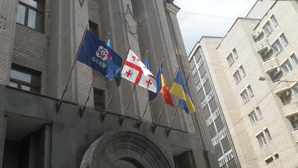 Kiev-ul preia conducerea GUAM