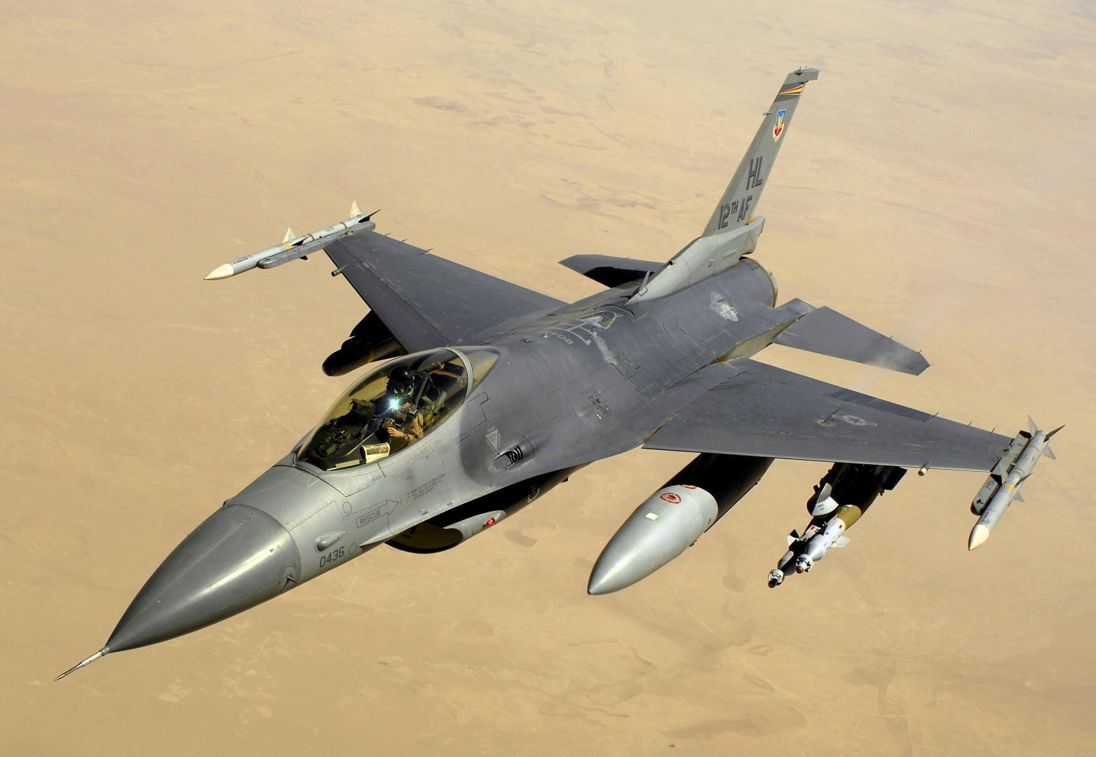 F-16, speranța aviației militare române