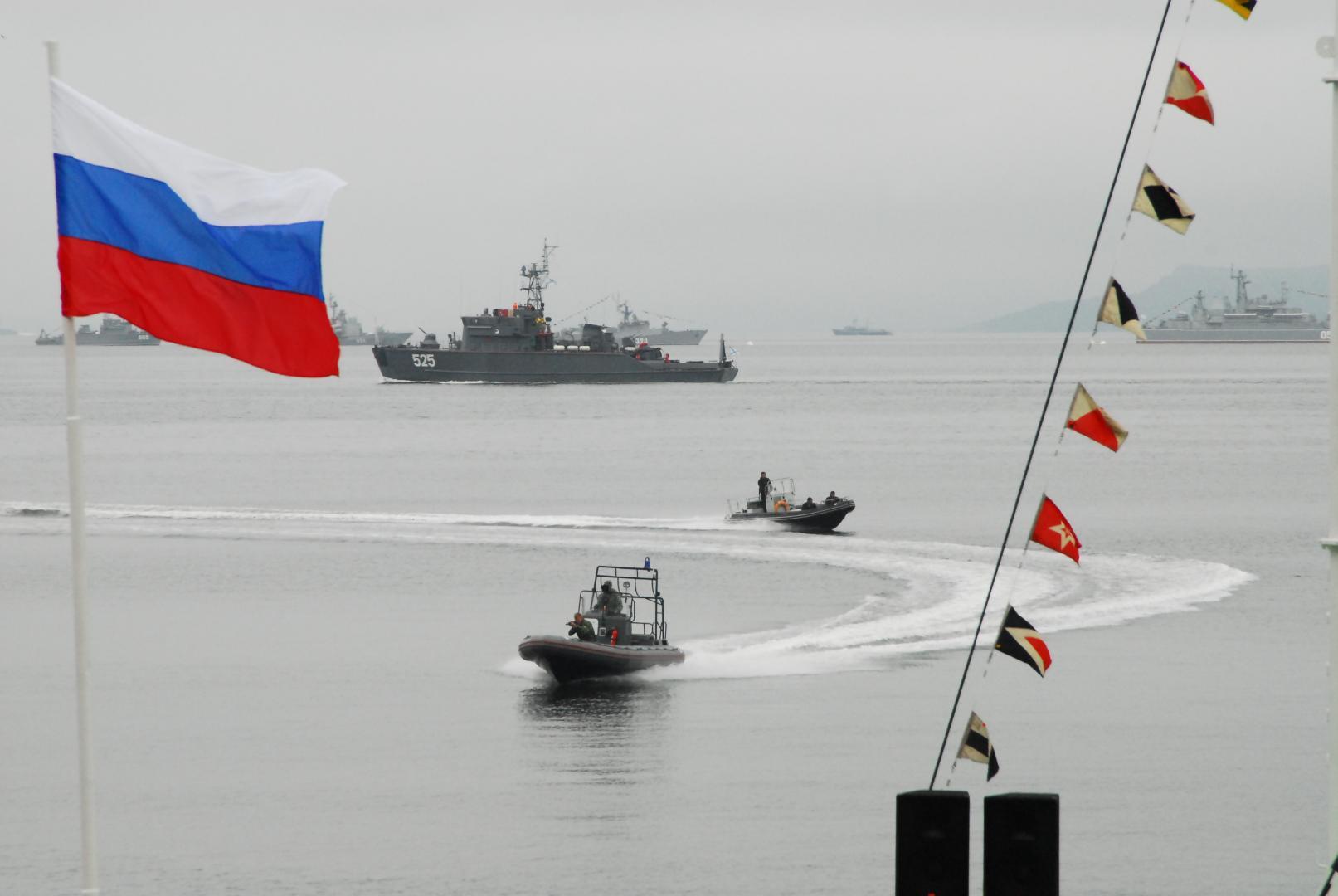 Flota militară rusă pune pe jar statele NATO din Marea Neagră