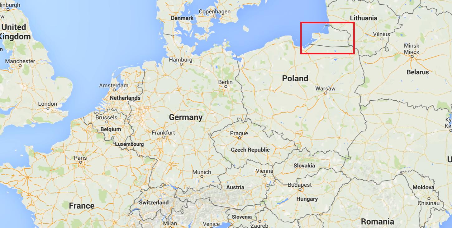 Kaliningrad, fortăreață rusă în inima NATO