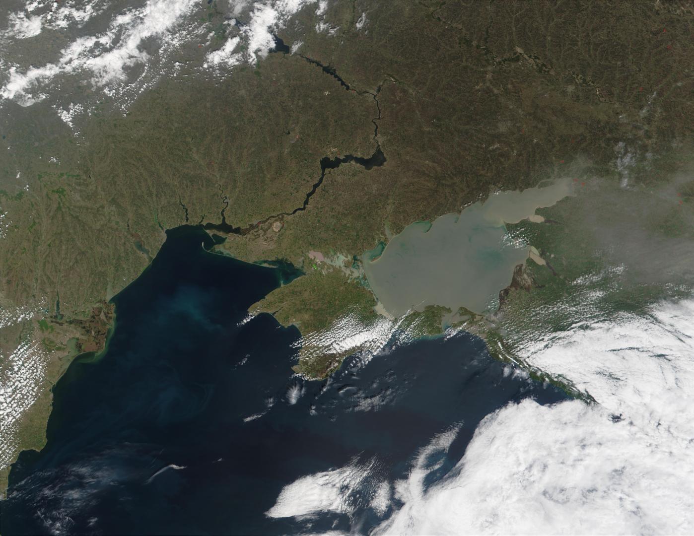 Marea Azov, noul front în războiul hibrid de pe axa Moscova-Kiev