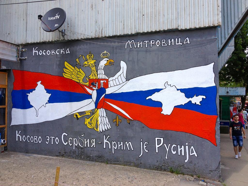 Serbia mizează pe sprijinul rus în problema Kosovo