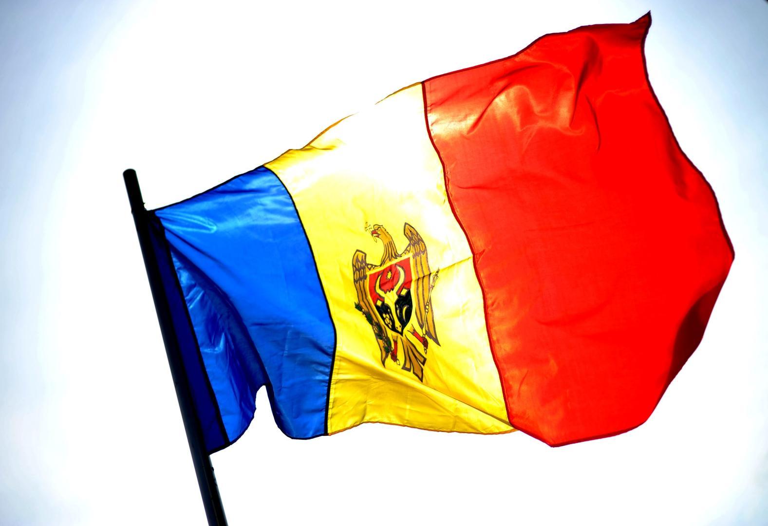 Republica Moldova, sprijinită de România
