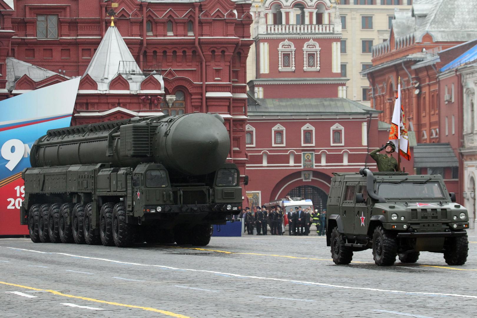 Rusia este bănuită că a desfășurat arme nucleare în Kaliningrad