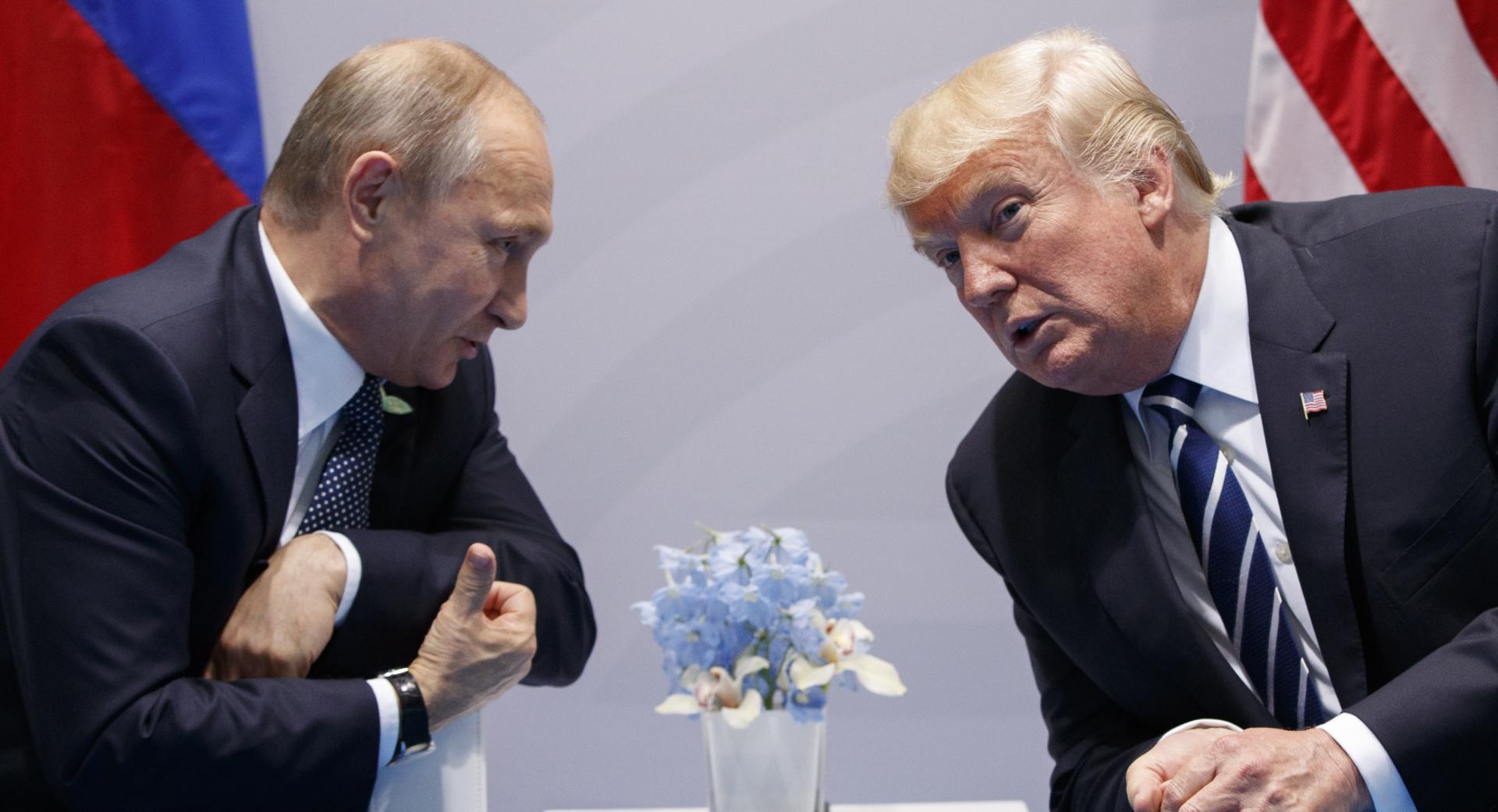 Vladimir Putin și Donald Trump vor avea discuții la Paris