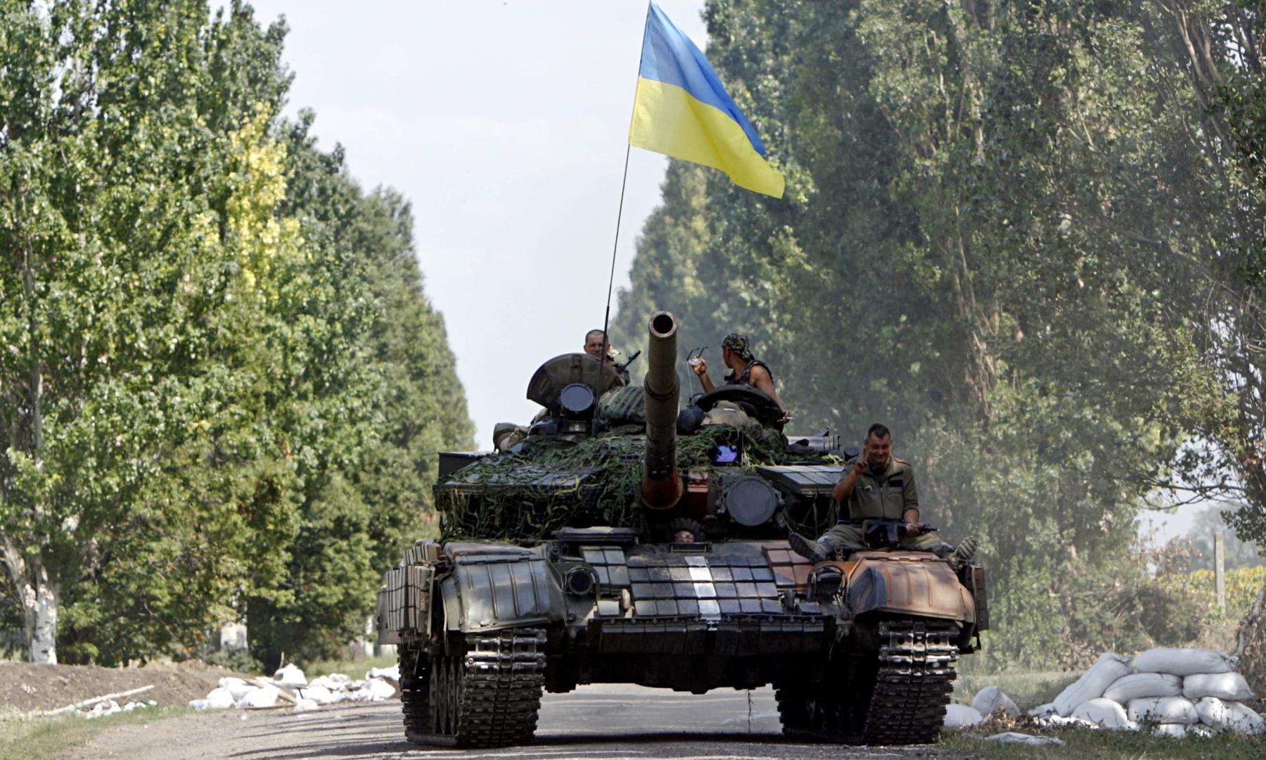 Ucraina, un nou an de război în Donbass