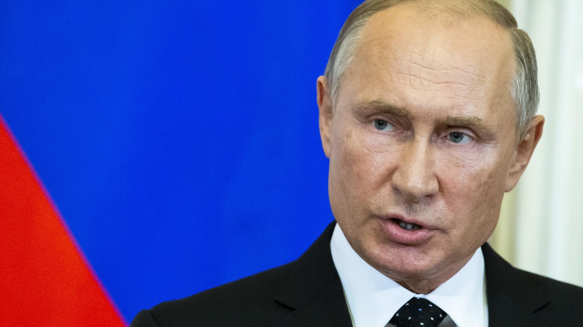 Vladimir Putin a identificat autorii morali ai atentatului de la Kerci: globalizarea și SUA