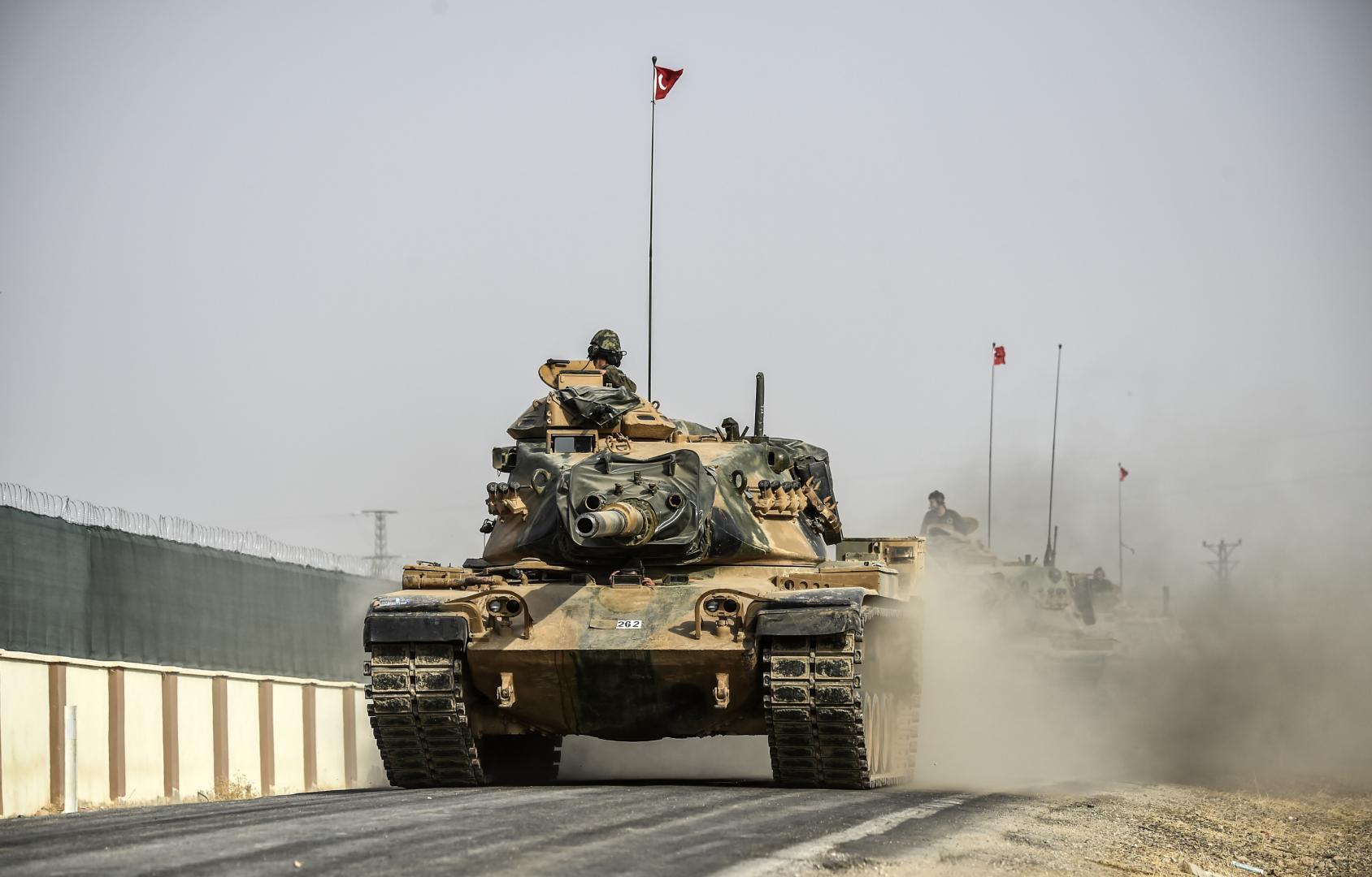 Armata turcă, trimisă în Libia