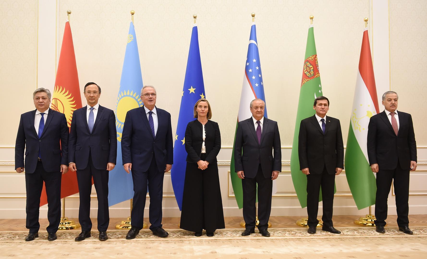 Asia Centrala, regiune importanta pentru diplomatia UE