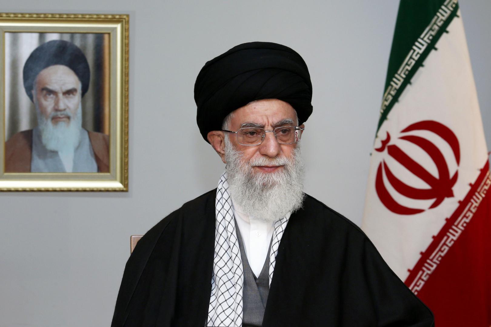 Liderul-suprem-iranian-Ali-Khamenei-amenință-SUA