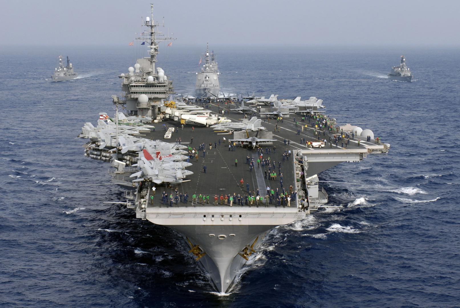 Marina-SUA-pregătită-să-apere-interesele-americane-din-Golful-Persic