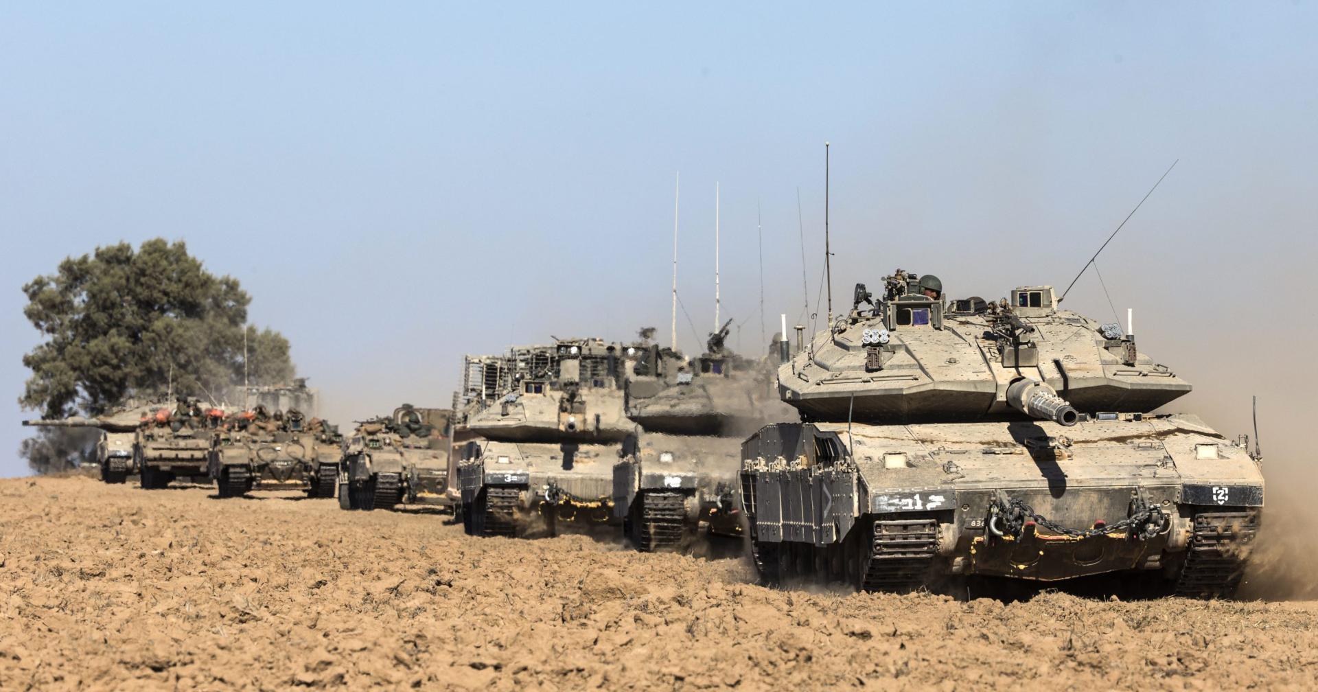 Armata-israeliana-pregatita-pentru-o-noua-confruntare-cu-Hamas