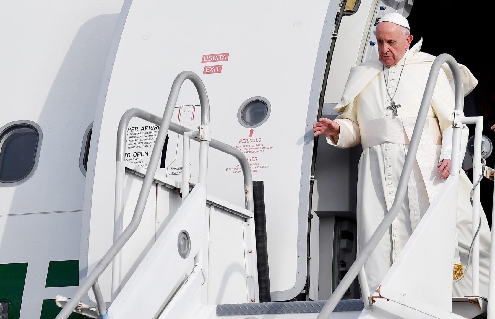 Papa-Francisc, turneu diplomatic în Balcani