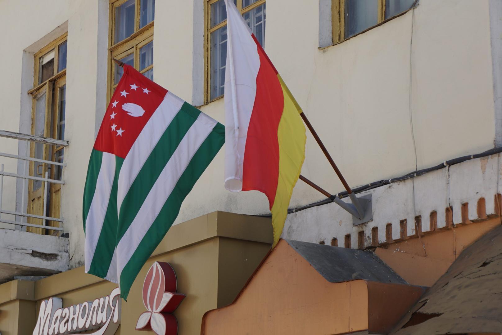 Abhazia și Oseția de Sud mimează diplomația în UE
