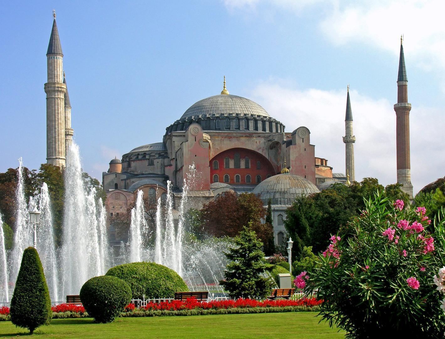 Hagia Sofia, ținta ambițiilor regimului Erdogan
