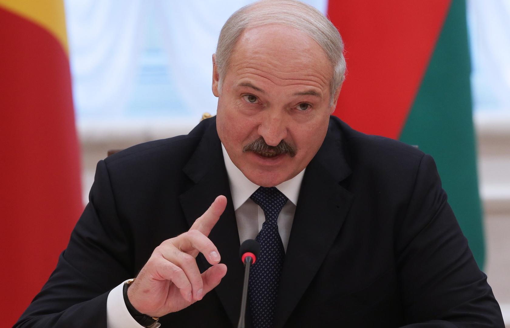 Liderul de la Minsk, Alexandr Lukașenko, recunoscut de Kremlin