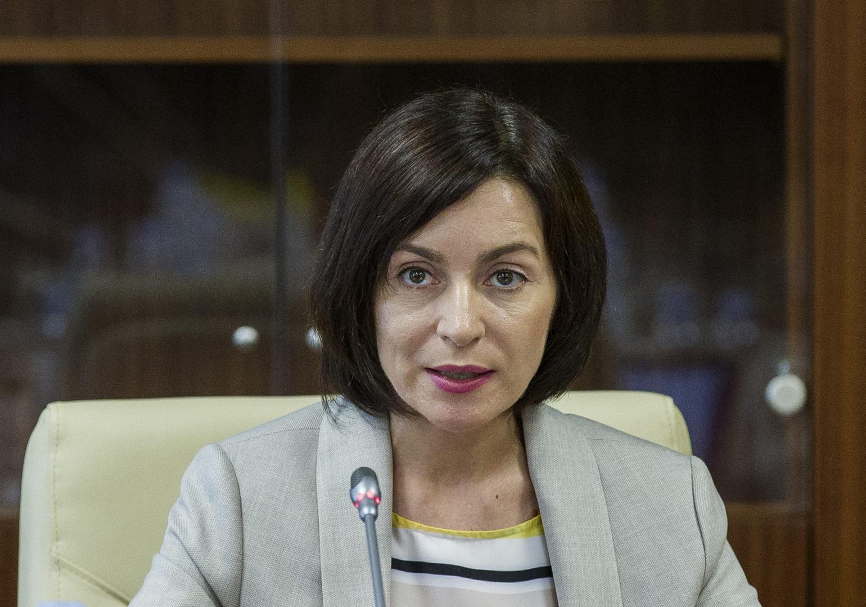 Liderul PAS Maia Sandu, considerată principala contracandidată a președintelui Dodon la următoarele prezidențiale