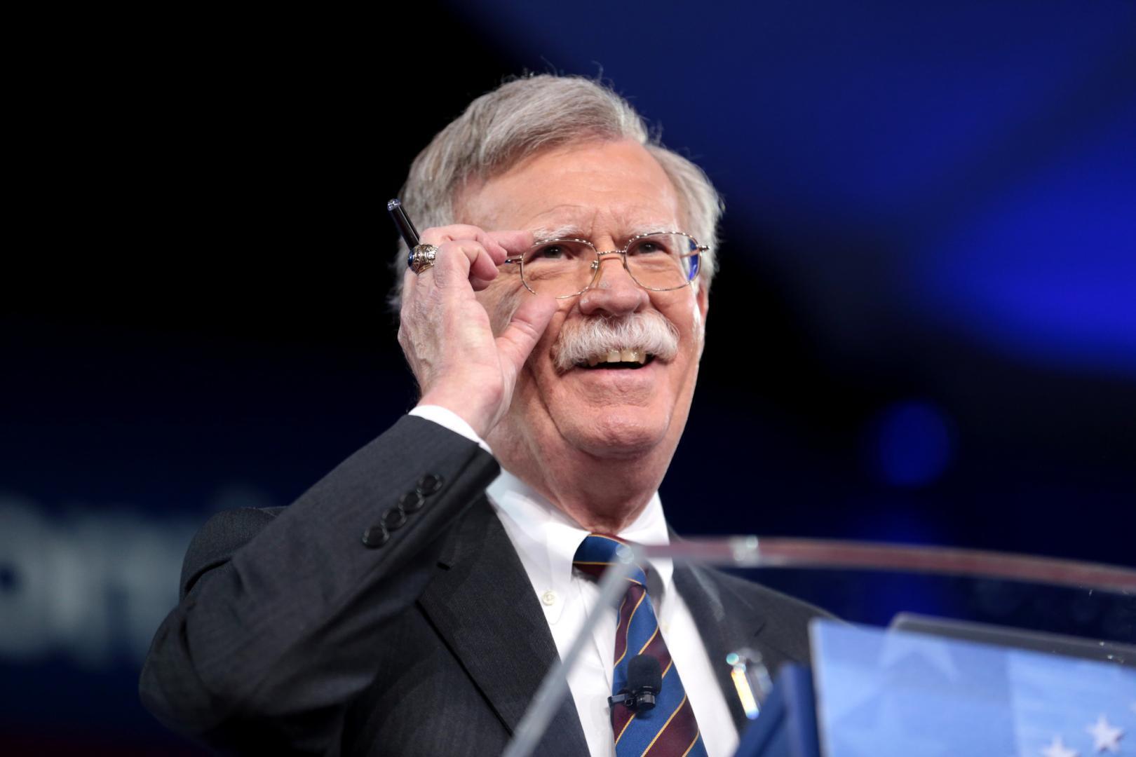John Bolton, avertismente dure de la Kiev