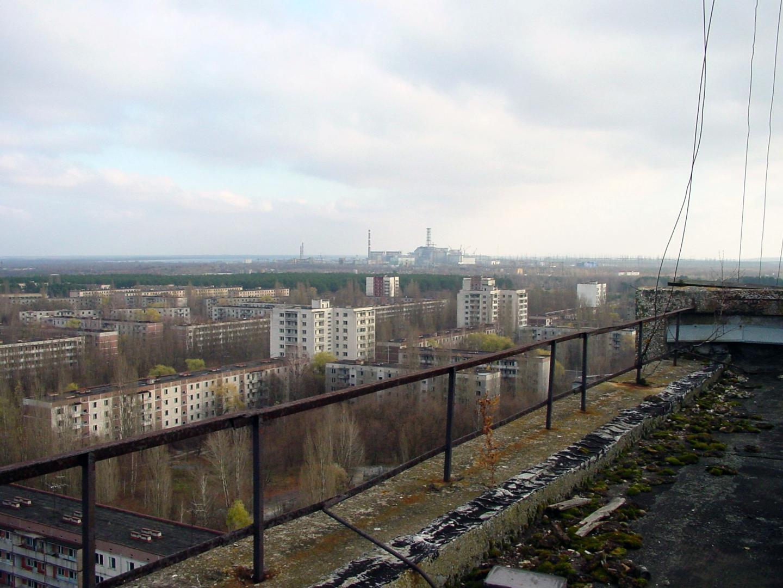 Pripyat, mărturie vie a holocaustului nuclea abia evitat