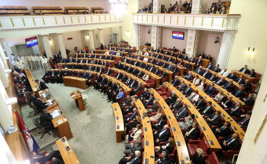 Componența Sabor-ului de la Zagreb, decisă la urne
